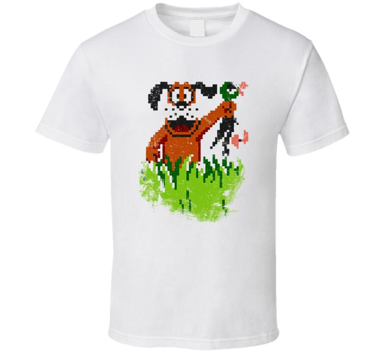 Duck Hunt Nintendo T Shirt