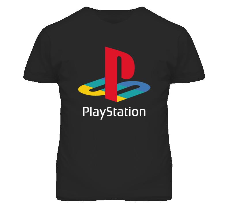 Playstation PSX Logo T Shirt