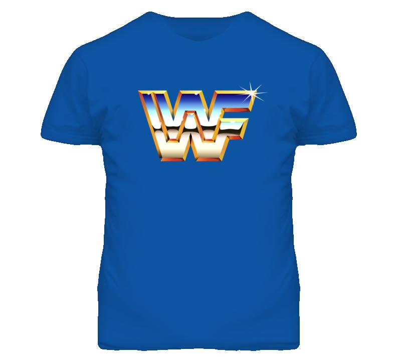 WWF Classic Retro WWE T Shirt