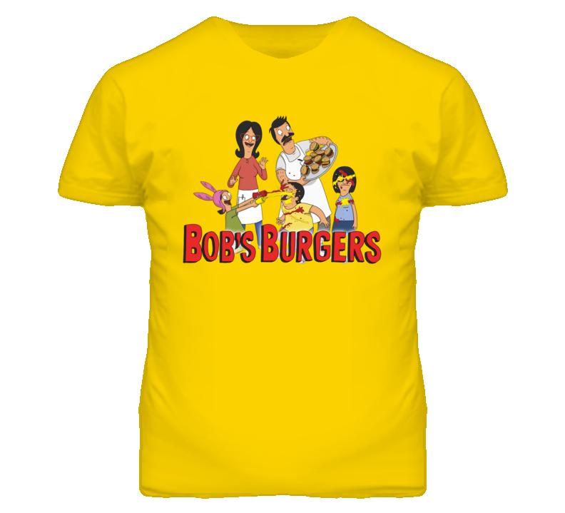 Bob's Burgers Logo T Shirt