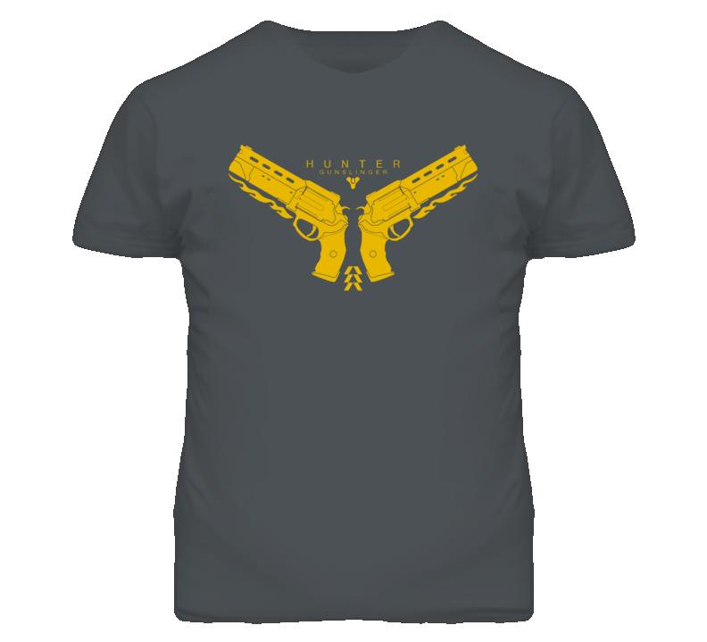 Destiny Hunter Gunslinger T Shirt