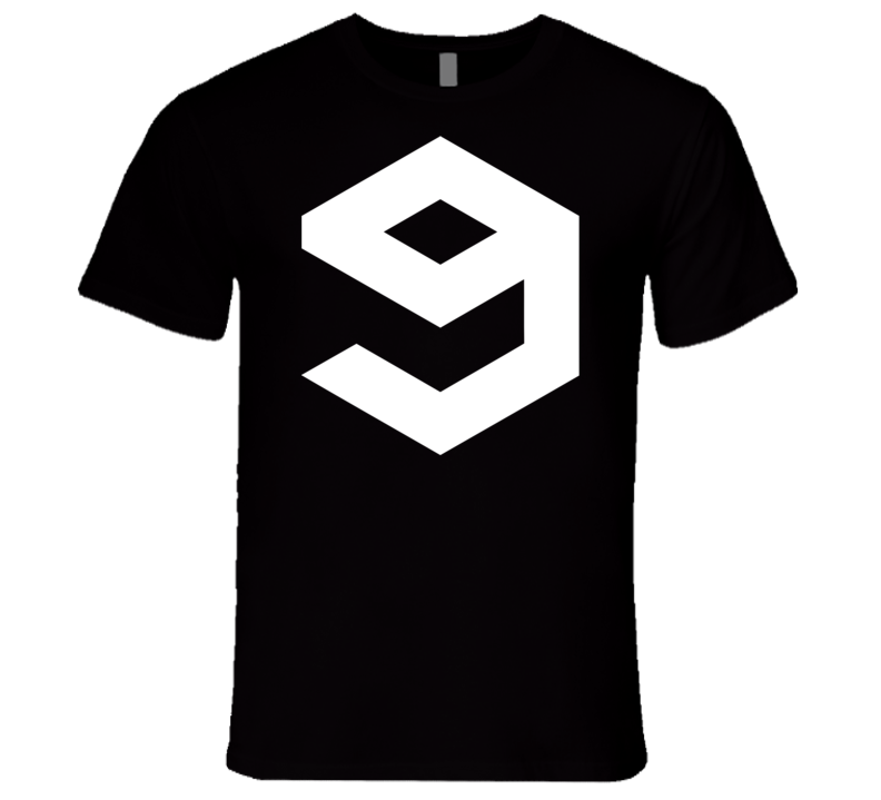 9GAG Logo T Shirt