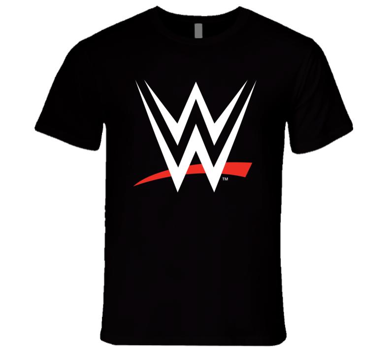 WWE Logo T Shirt