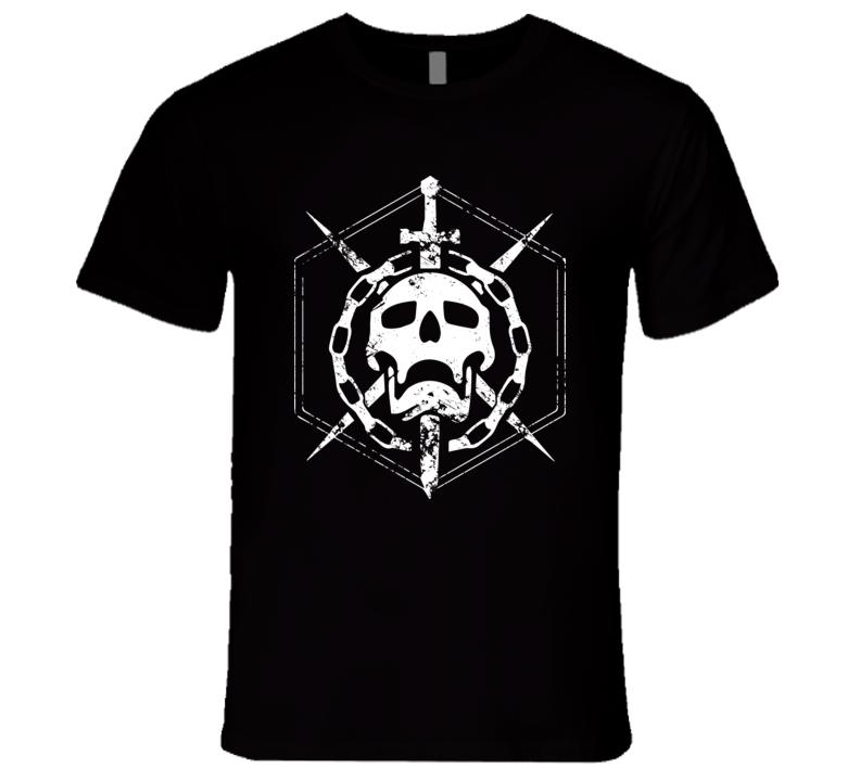 Destiny Raid Logo T Shirt