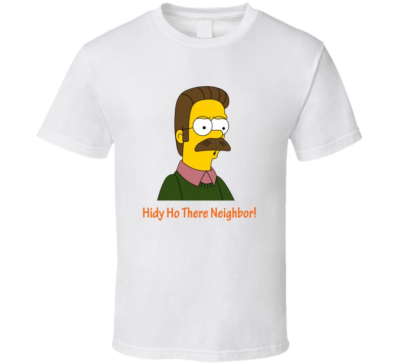 Ned Flanders T Shirt