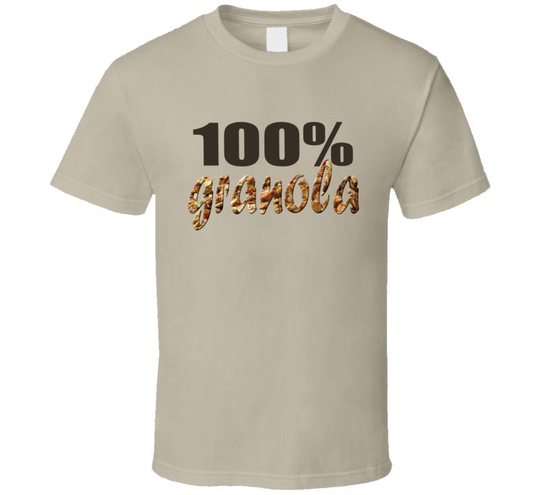 100% Granola T Shirt