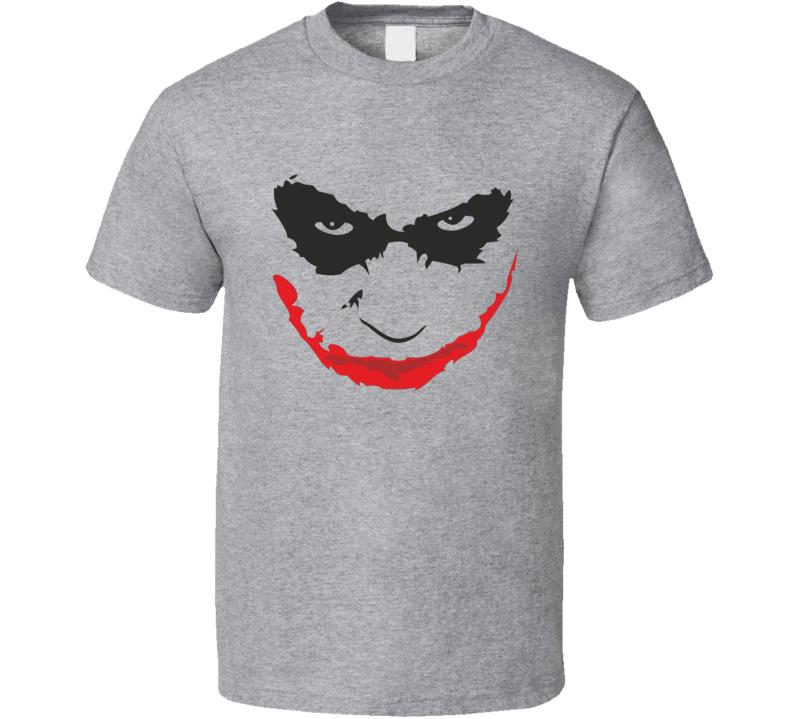 Joker Silouhette T Shirt
