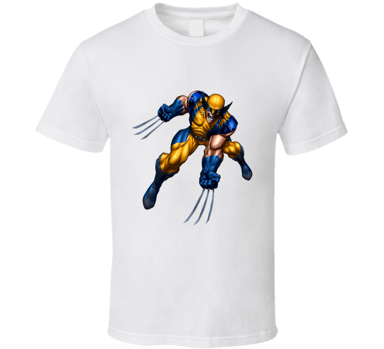 Wolverine Classic T Shirt