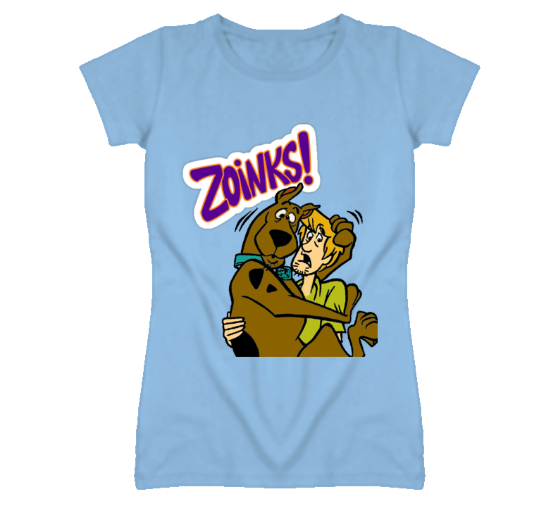 Scooby Doo - Zoinks! T Shirt
