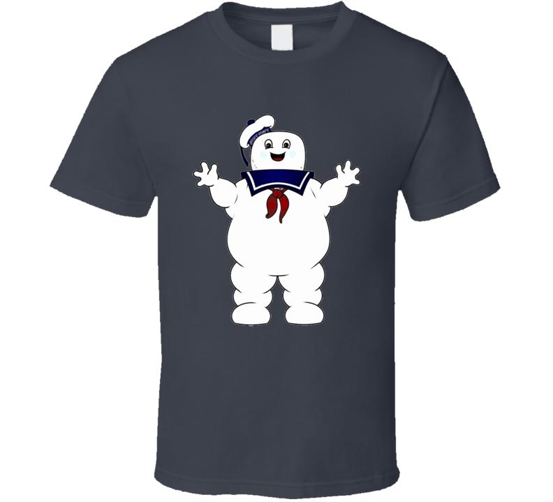 Stay Puft Marshmallow Man T Shirt