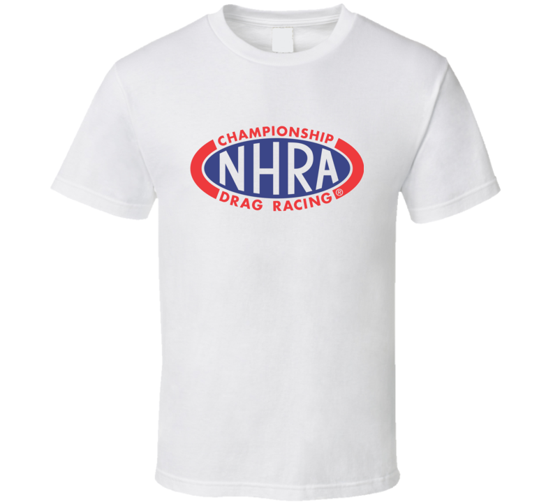 NHRA Drag Racing T Shirt