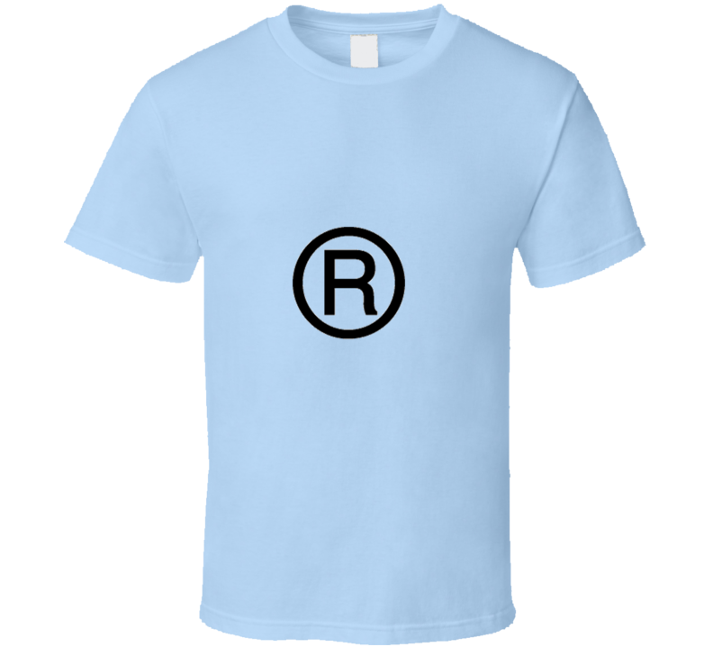 Registered Trademark T Shirt