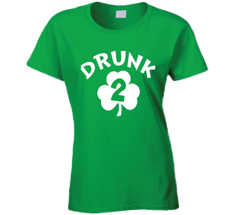 St. Patrick's Day - Drunk 2 - T-Shirt