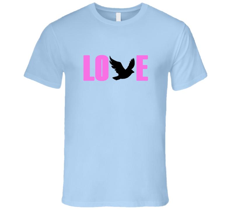 Love Dove Chris Martin Inspired 2.0 T Shirt