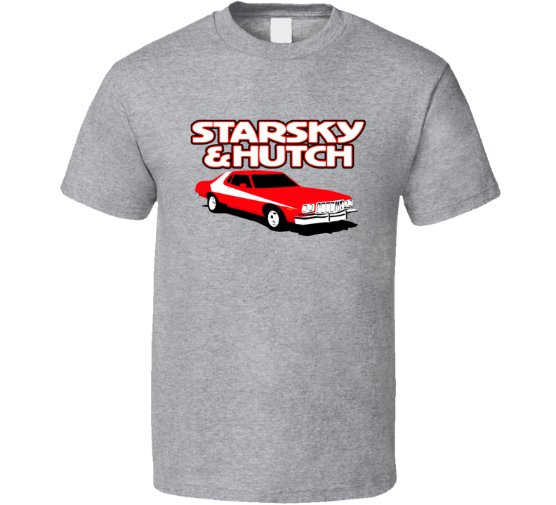Starsky And Hutch T Shirt