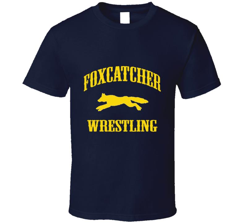Foxcatcher Wrestling T Shirt