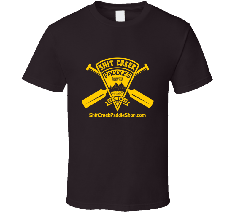 Standard Shit Creek Paddles T-Shirt