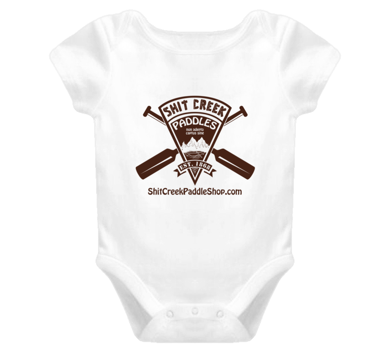 Shit Creek Paddles Onesie