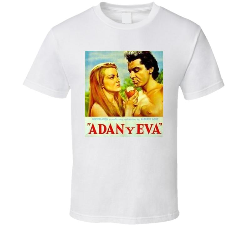 9qn7bdzj 1950s Classic Vintage Movie Poster T-shirt