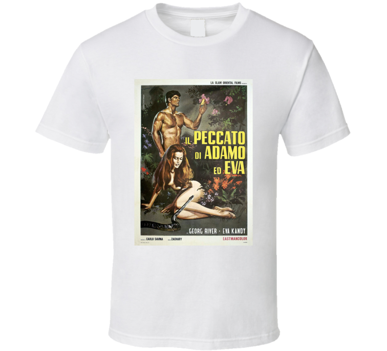 Mqqdms86 1960s Classic Vintage Movie Poster T-shirt