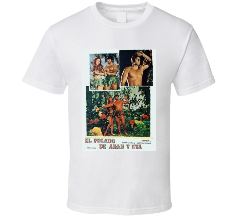Zhseew3h 1960s Classic Vintage Movie Poster T-shirt