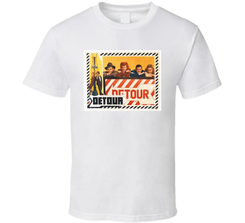Xvnuwalt 1940s Classic Vintage Movie Poster T-shirt