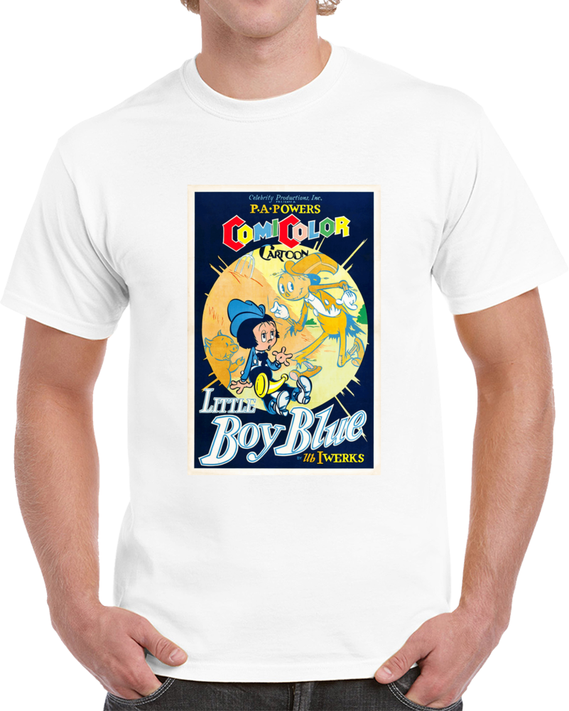 Kwk3vpuu 1930s Classic Vintage Movie Poster T-shirt