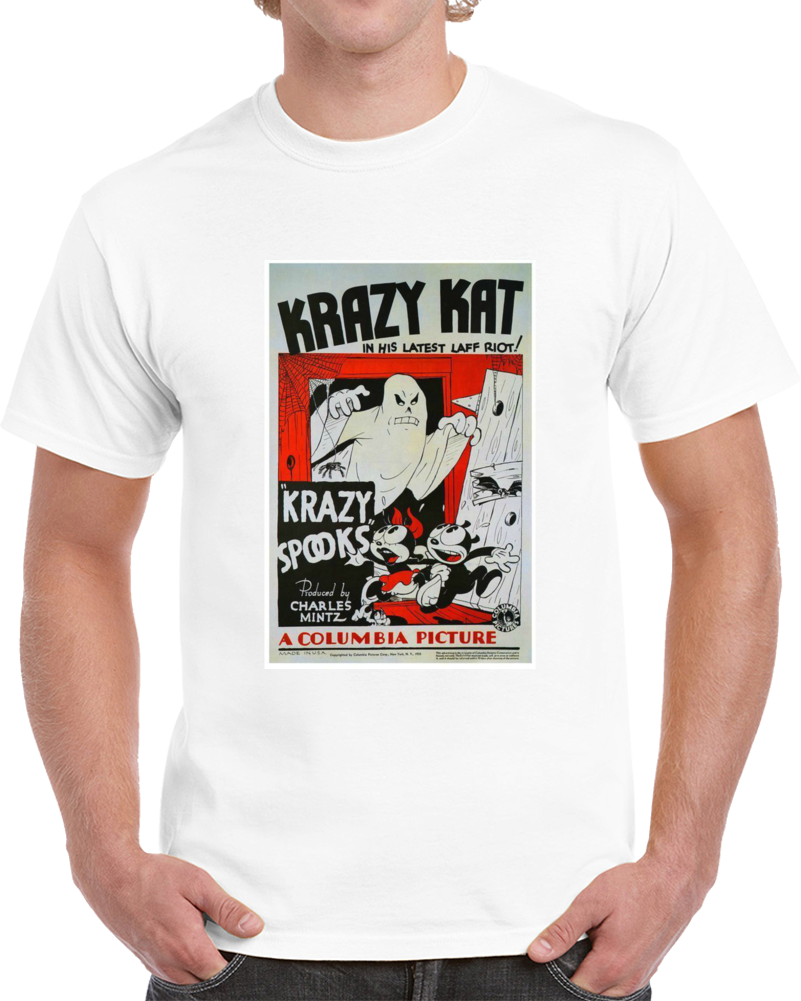 6tbzywp8 1930s Classic Vintage Movie Poster T-shirt
