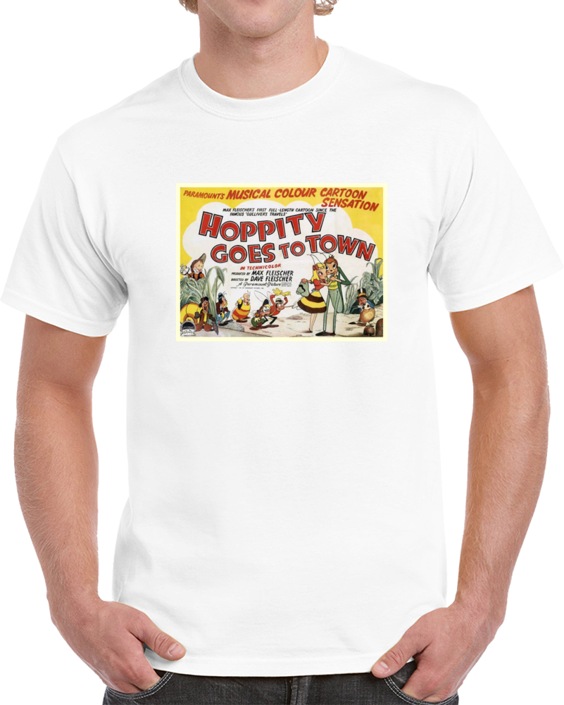 8ymbcvux 1940s Classic Vintage Movie Poster T-shirt