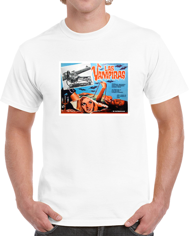 9vwadxkn 1970s Classic Vintage Movie Poster T-shirt