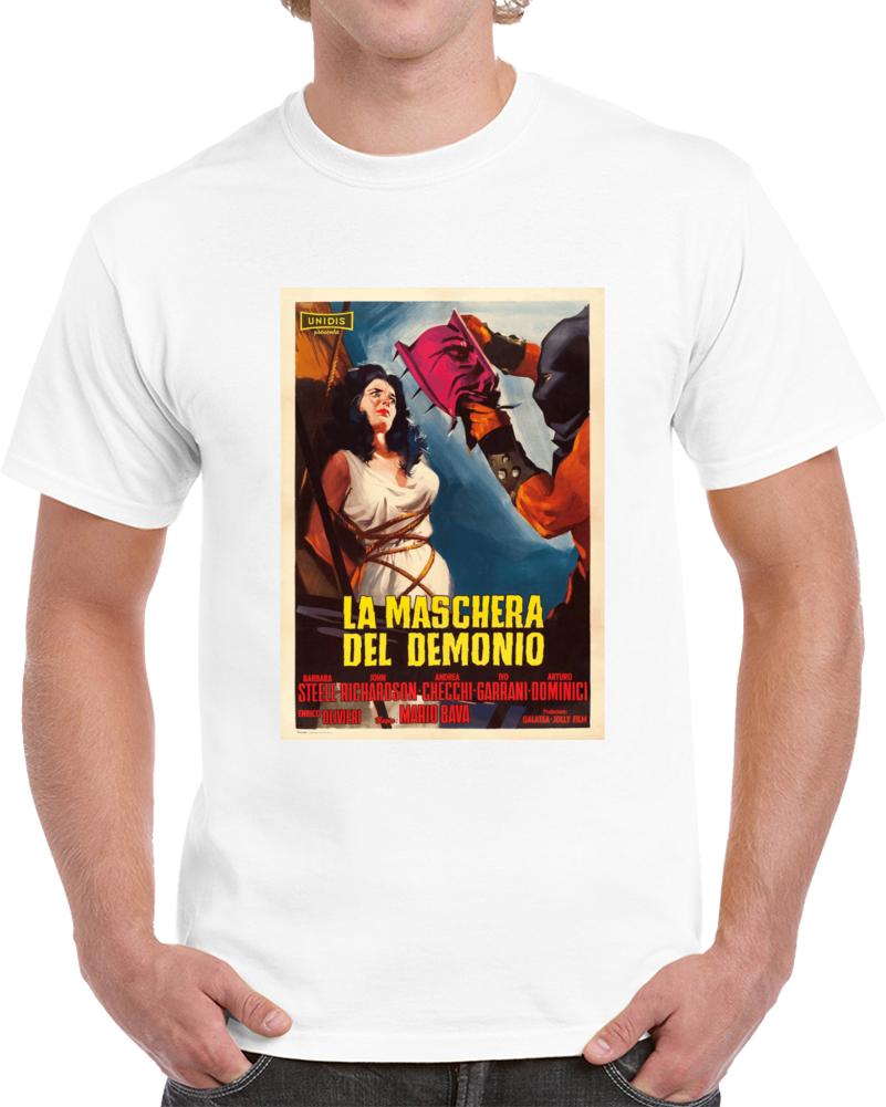 3m5b96hk 1960s Classic Vintage Movie Poster T-shirt