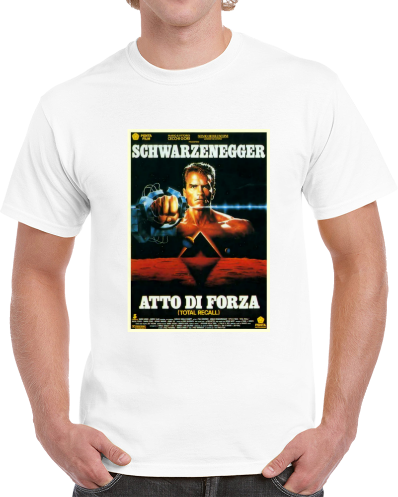 T5hhlqkv 1990s Classic Vintage Movie Poster T-shirt
