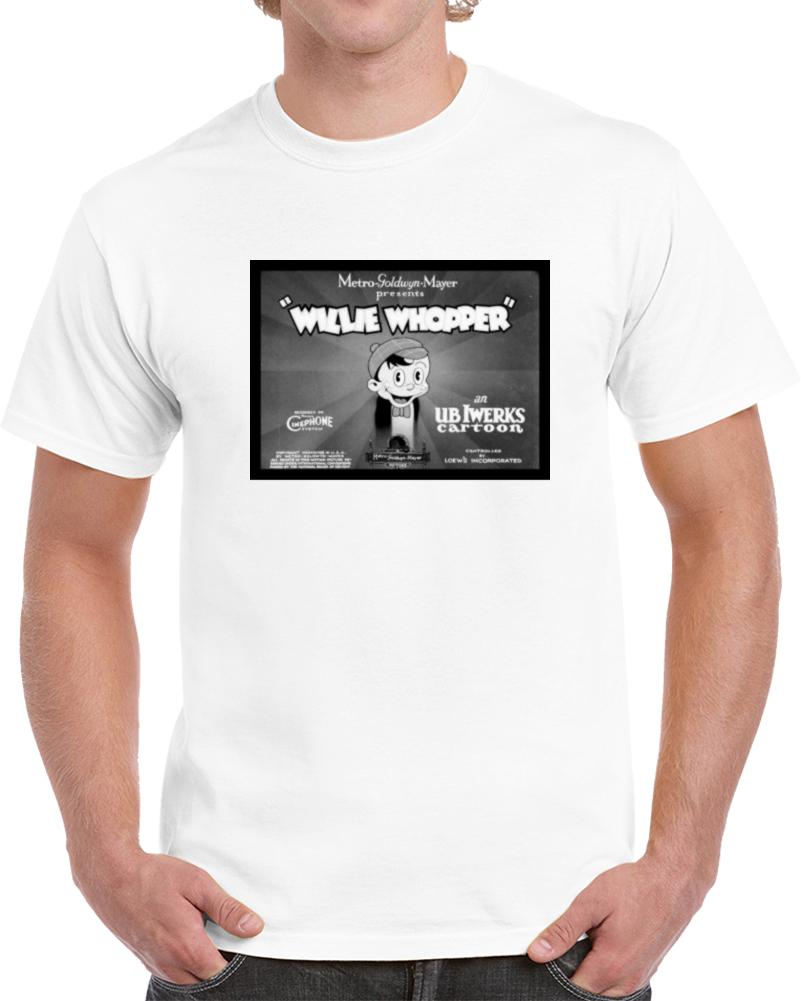 Avmahd6q 1930s Classic Vintage Movie Poster T-shirt