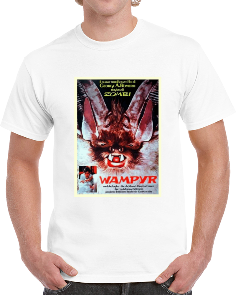 R8ye4vrl 1970s Classic Vintage Movie Poster T-shirt