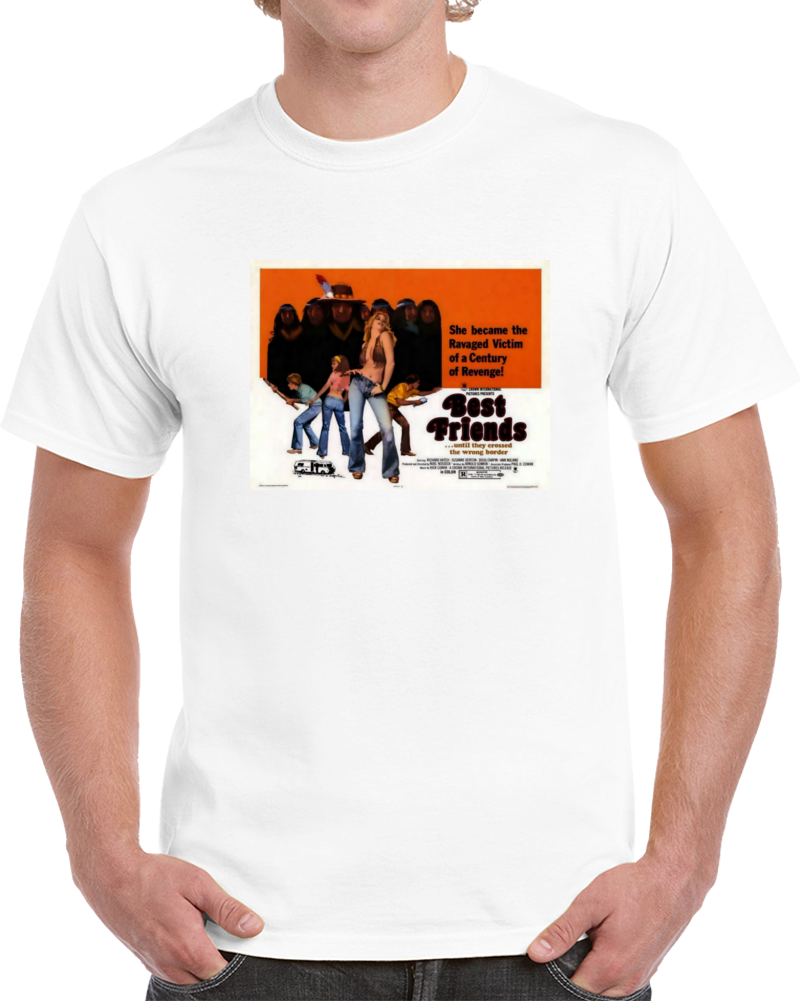 79kawbmt 1970s Classic Vintage Movie Poster T-shirt