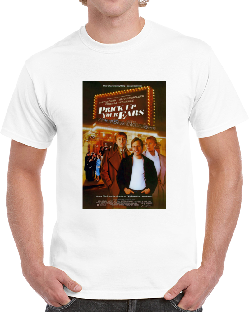 98gr4arh 1980s Classic Vintage Movie Poster T-shirt