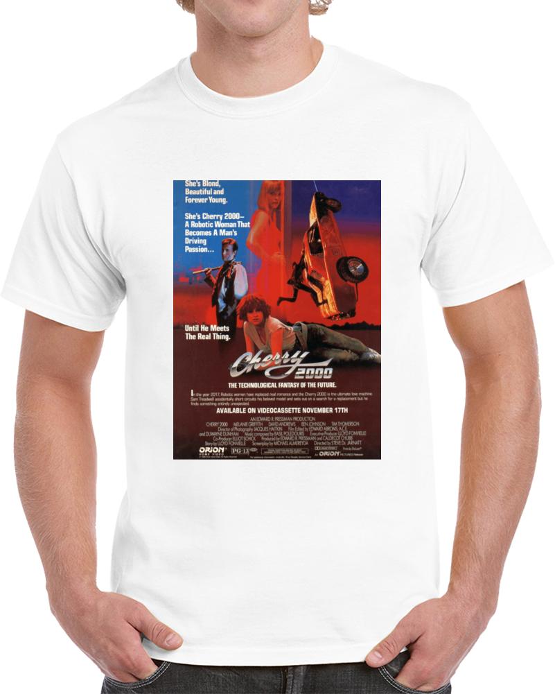 92nak945 1980s Classic Vintage Movie Poster T-shirt