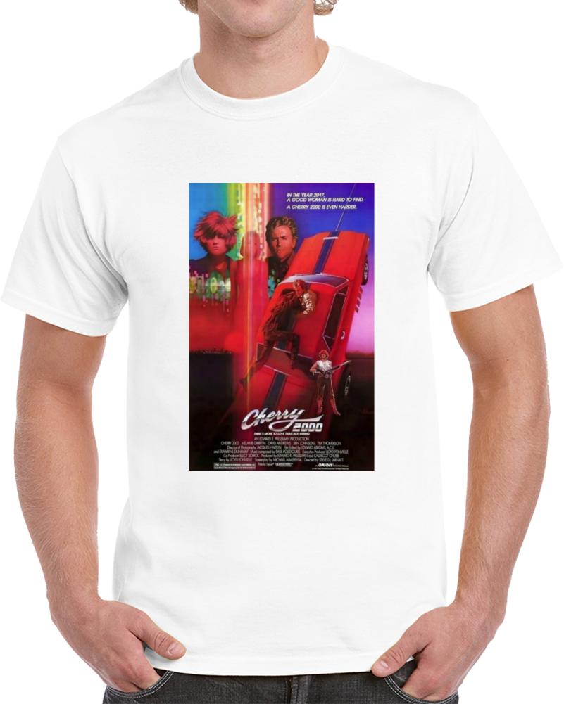 Hcsfpfjx 1980s Classic Vintage Movie Poster T-shirt