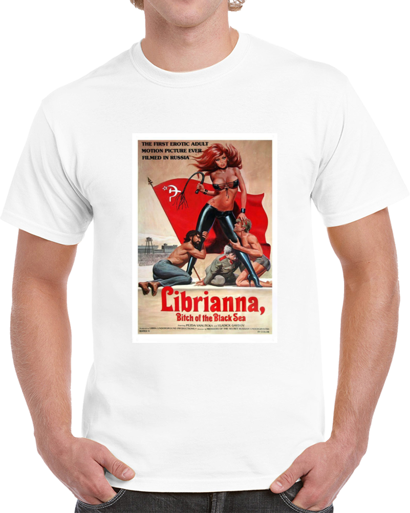 2tkx27k6 1970s Classic Vintage Movie Poster T-shirt