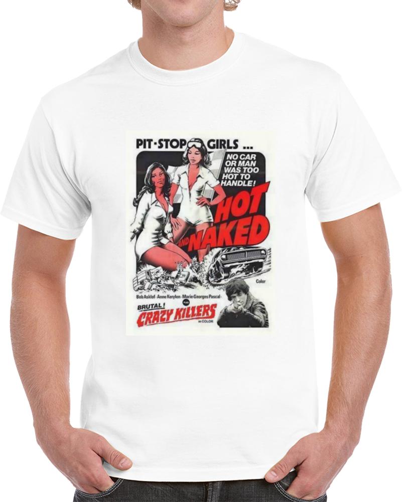 5sfam4xp 1970s Classic Vintage Movie Poster T-shirt