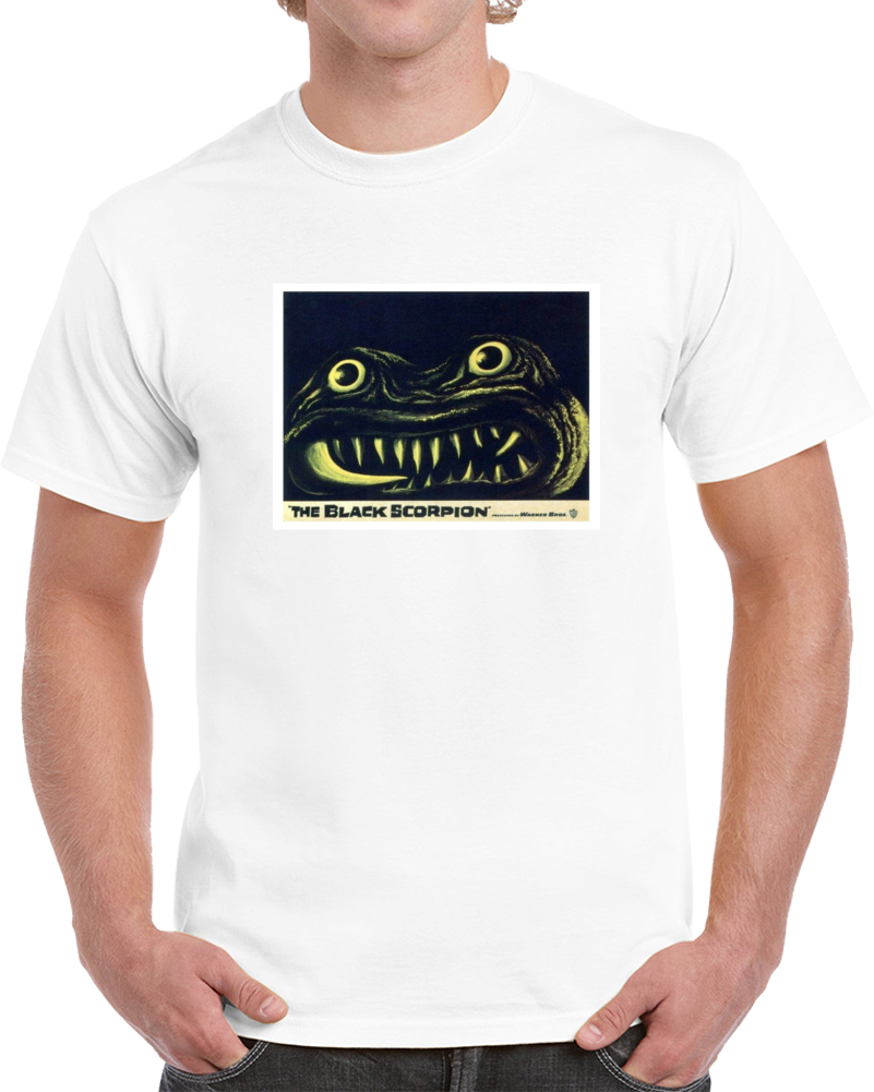 Dkf3sltp 1950s Classic Vintage Movie Poster T-shirt