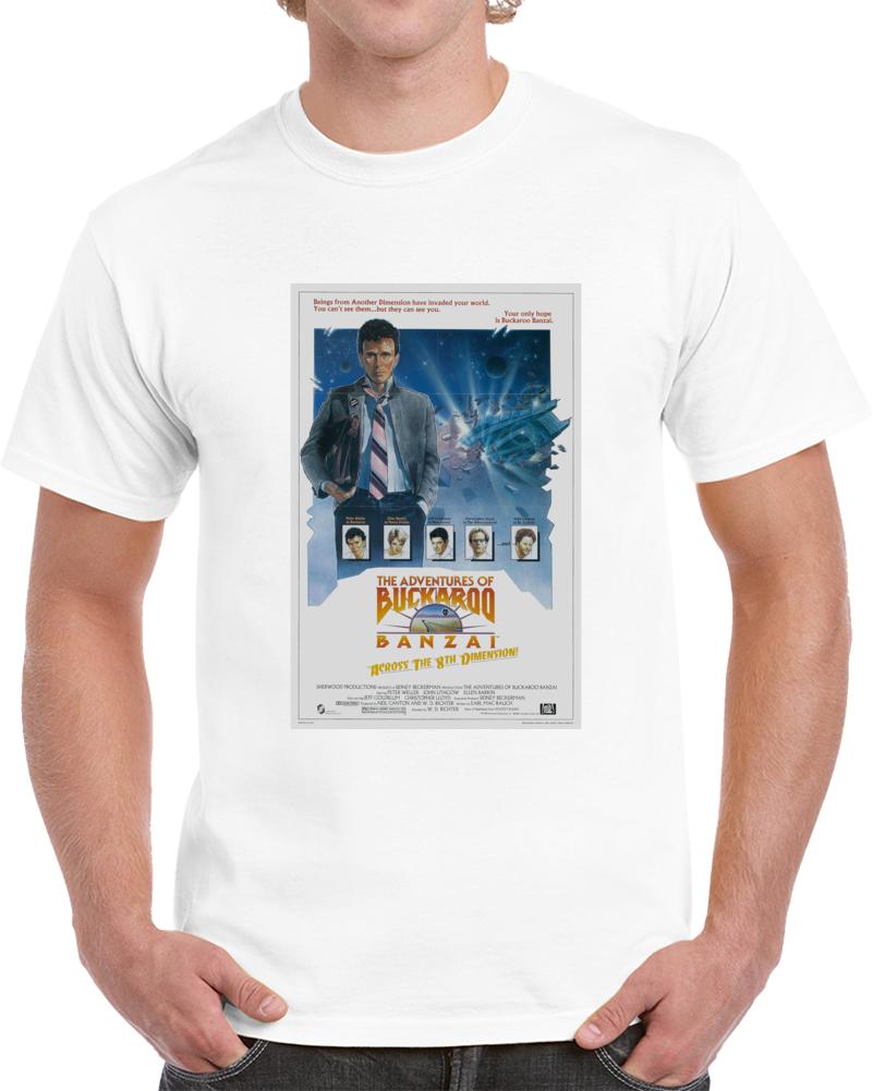 9jdxdmt4 1980s Classic Vintage Movie Poster T-shirt