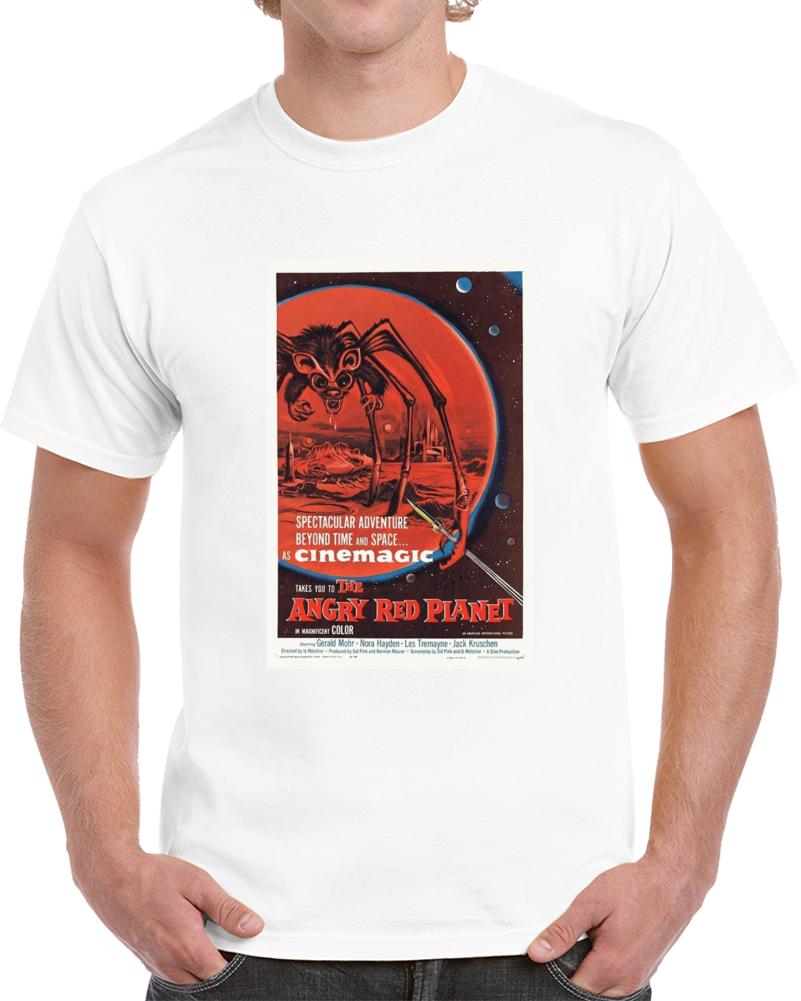 H7qvbbxa 1950s Classic Vintage Movie Poster T-shirt