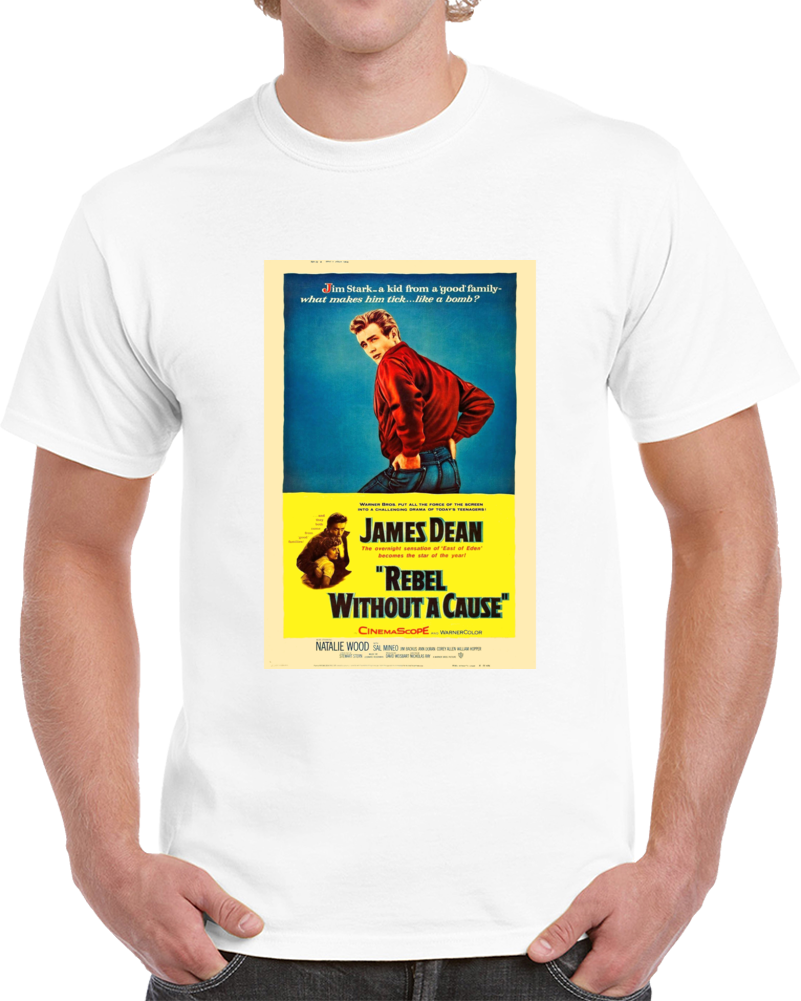 Yarrrgt2 1950s Classic Vintage Movie Poster T-shirt