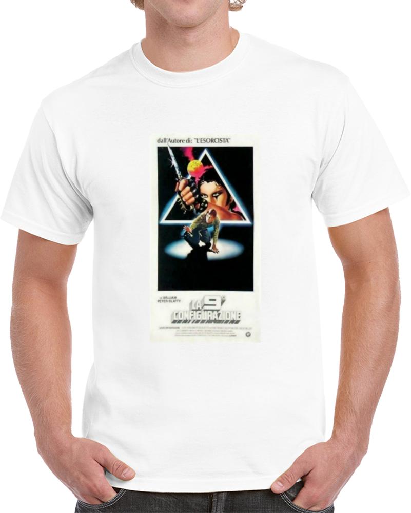X8j7ztep 1980s Classic Vintage Movie Poster T-shirt