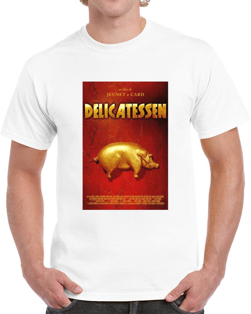 Tc2trern 1990s Classic Vintage Movie Poster T-shirt