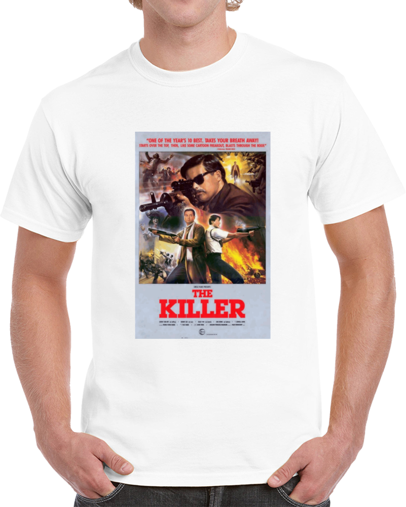 Tp84h6kl 1980s Classic Vintage Movie Poster T-shirt