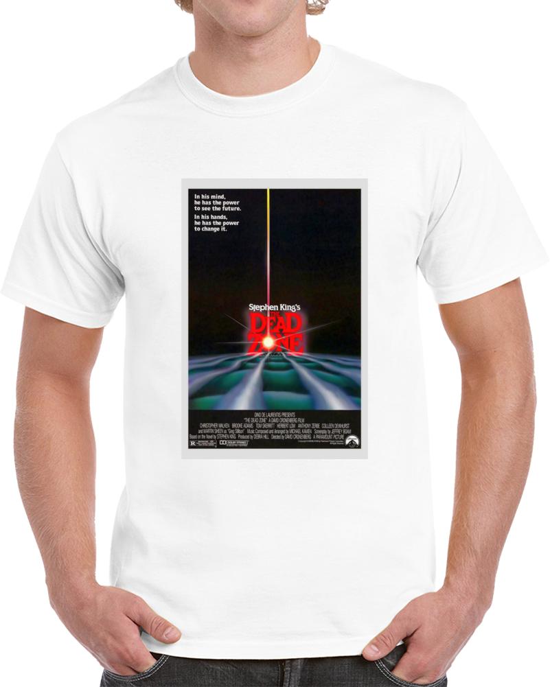 4q75jxzq 1980s Classic Vintage Movie Poster T-shirt