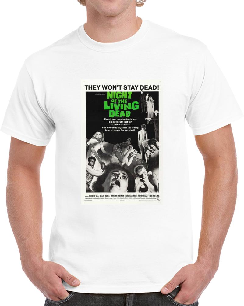 Elgwq4gu 1960s Classic Vintage Movie Poster T-shirt