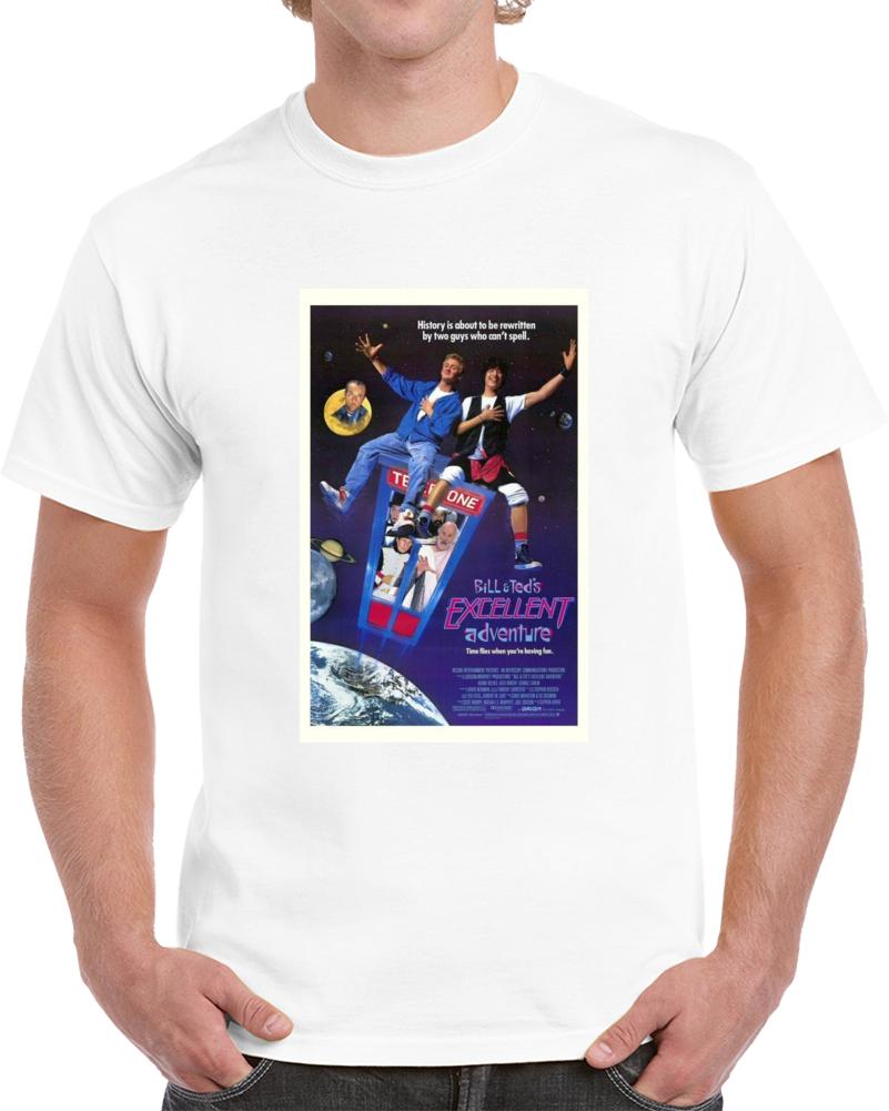 D4w5r2fx 1980s Classic Vintage Movie Poster T-shirt